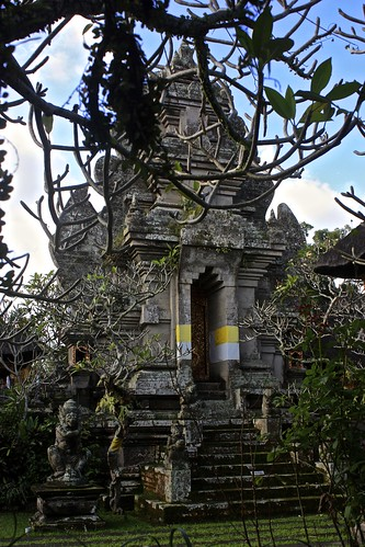 temples in the garden