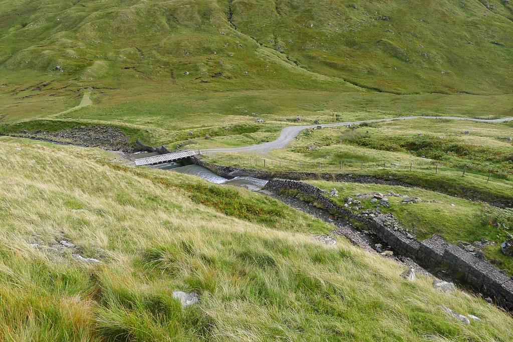 Hydro in Auch Glen