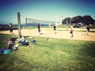 Image of Milford Beach. people auckland milfordbeach flickrandroidapp:filter=mammoth