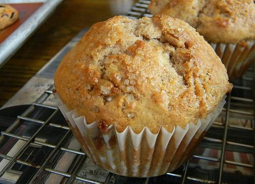 Sunny Apple Muffins