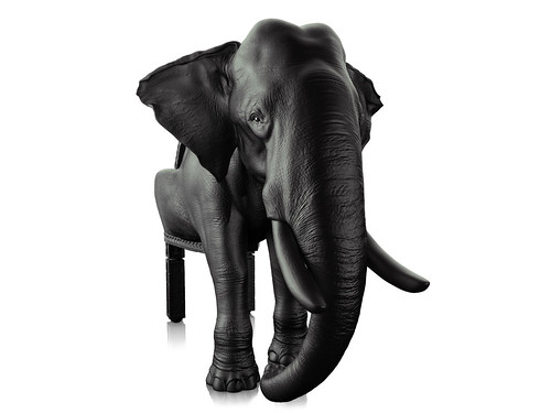 Maximo Riera Animal Chair Collection THE-ELEPHANT-CHAIR ELEPHANT