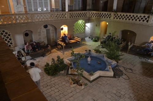 Noghli House de Kashan