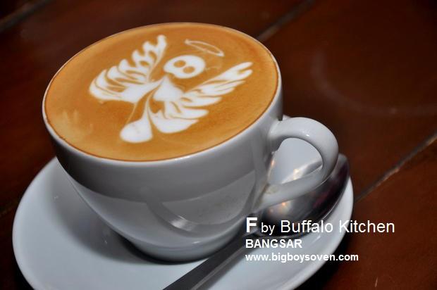 F by Buffalo Kitchen 22