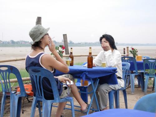 Vientiane 2008-Mékong (25)