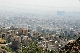 Tehran from Darband (2)