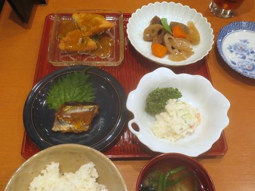 美食彩えごた(江古田)