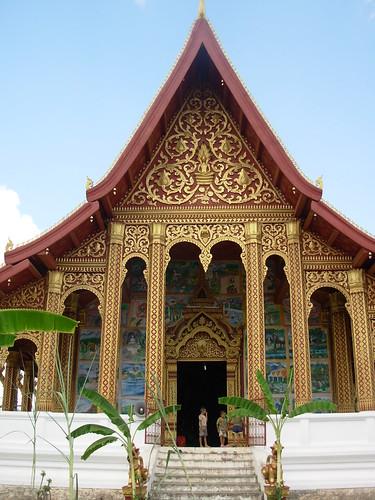 Luang Prabang-Wat Manorom (15)