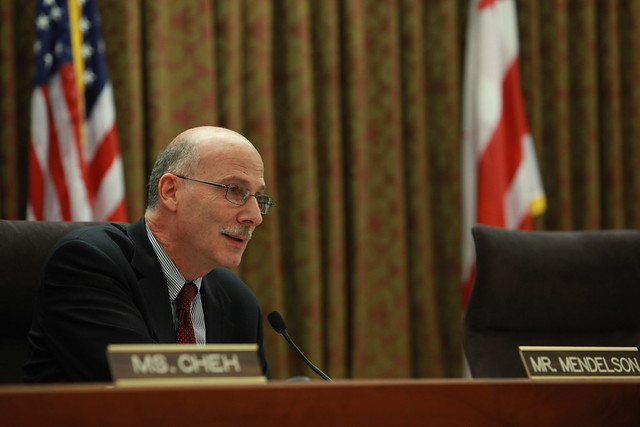 mendelson, sponsor of dc ratios bill