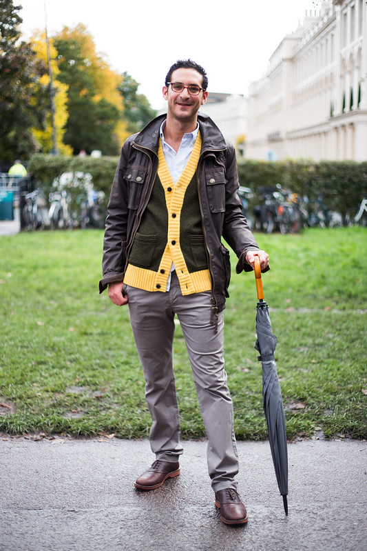 Street Style - Jamie, Frieze Art Fair