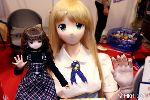 Obitsu Booth at AFA 2013