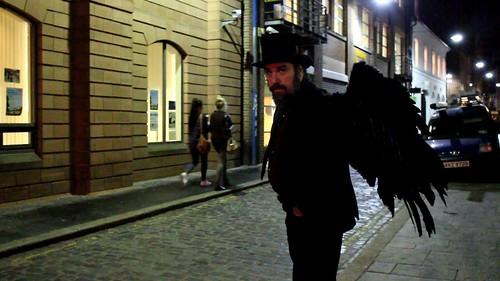 A Dark Angel in Belfast