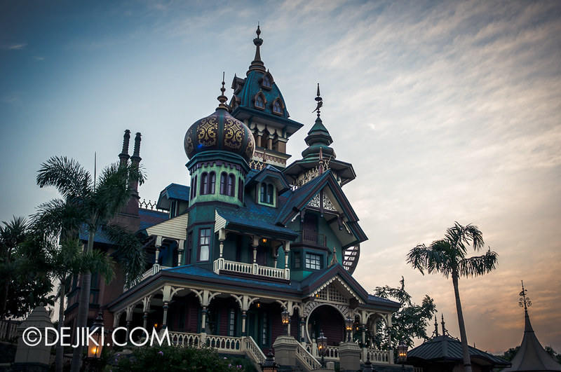 Mystic Manor - Mystic Sunset
