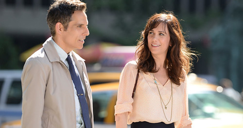 ben stiller kristen wiig SECRET LIFE OF WALTER MITTY