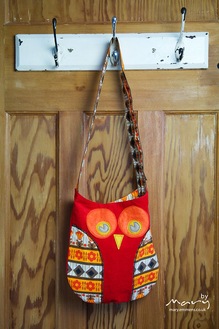 Lola the Owl bag