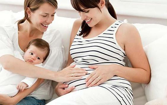 К чему приснилось что сестра беременна 60
