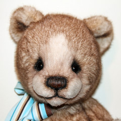 "Bearlioz - 12"" Tissavel Bear"