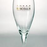 ベルギービール大好き!!【ボスクリの専用グラス】(管理人所有 )