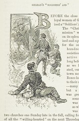 """British Library digitised image from page 163 of """"The Gilead Guards: a story of wartimes in a New England Town"""""""
