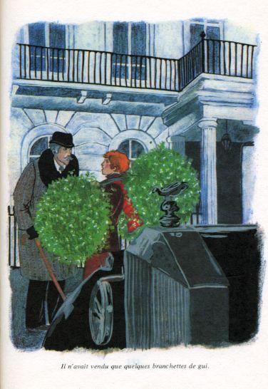 Du gui pour Christmas, by Paul-Jacques BONZON
