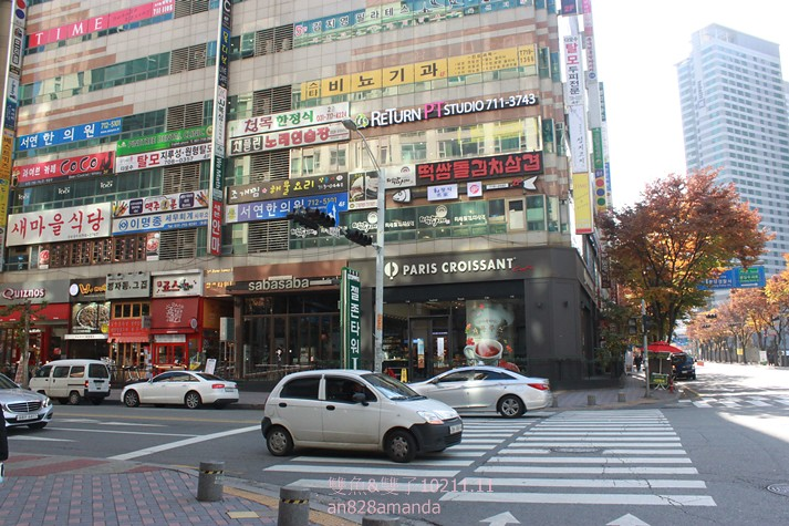 48亭子洞咖啡街