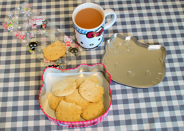 Freshly baked cookies now in the tin by Jay Tilston, on Flickr