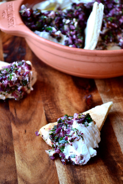 Labneh with Sumac Recipe (4)