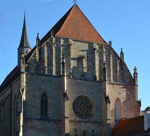 8692 Neuberg an der Mürz, ehem. Zisterzienserkloster Foto Nr. D71_2987 © Erich J. Schimek