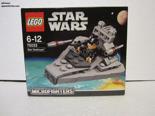Lego Star Wars 75033 p1