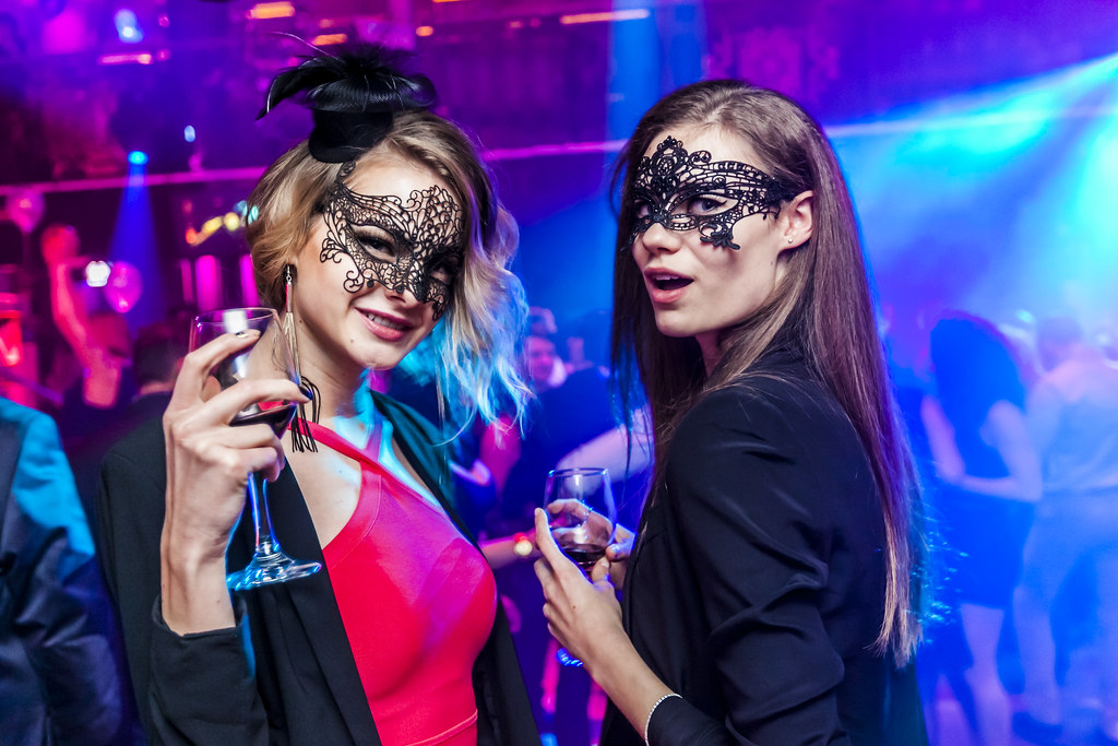 New Year's Eve at Capitol Warsaw Club
