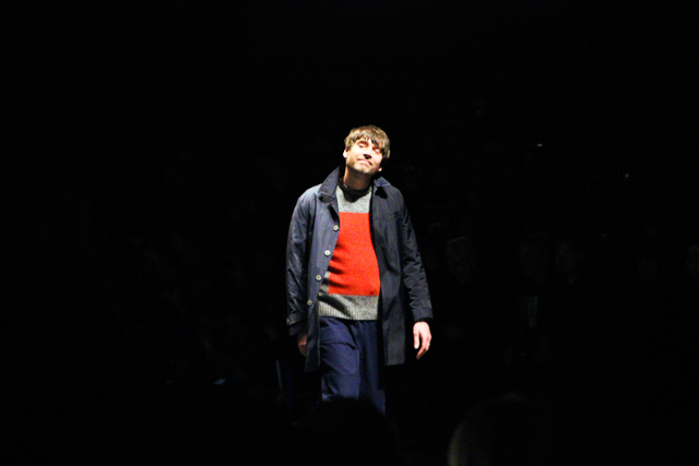 London Collections: Men Oliver Spencer AW14