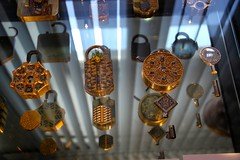 Mary Shrine Locks in Aachen Cathedral Treasury