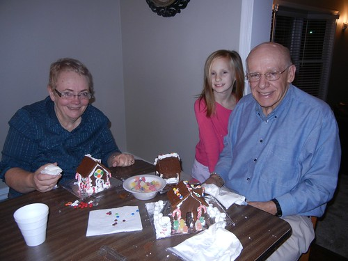 Dec 20 2013 Gingerbread Houses Lois Haley Darrell