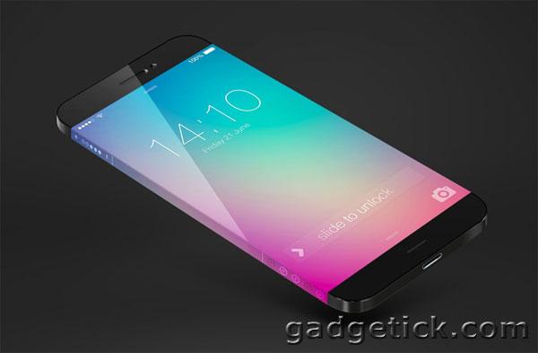 iPhone 6 размер экрана