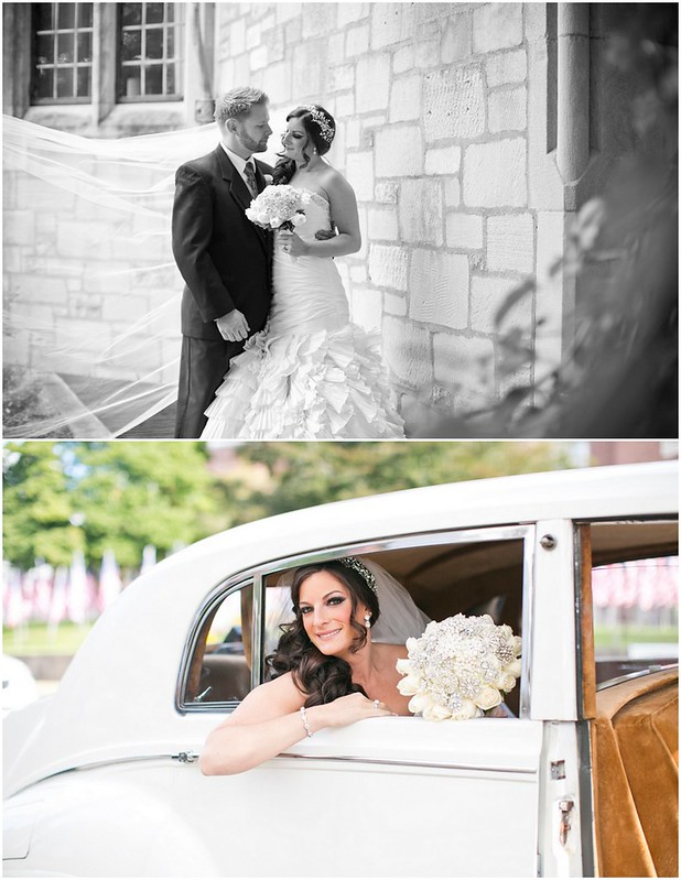 Bridal Styles bride Elizabeth, photos by Janelle Brooke Photography