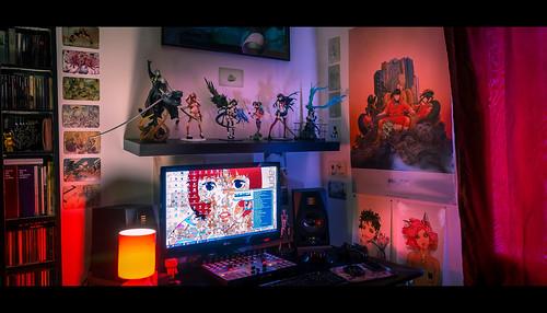 Geek Girl Bedroom What do you mean I m a geekGeek Girl Bedroom