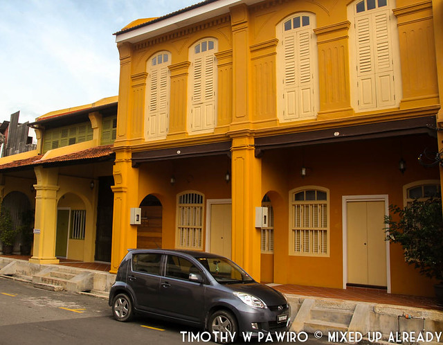 Malaysia - Penang - Spices Residence - Spices@Lumut Lane