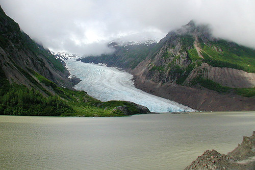 Bear Glacier, Stewart, Northern British Columbia, Canada
