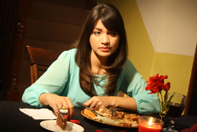 Amyra Rosli pegang watak isteri
