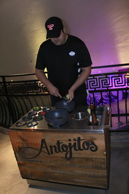 Antojitos grand opening at Universal Orlando CityWalk
