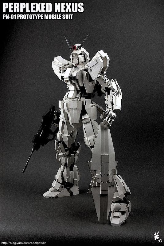 0007 LEGO GUNDUM TYPE-PN-01