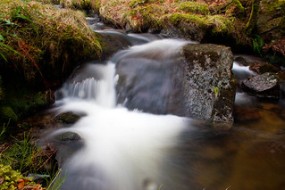 Stream on pass of Ballater