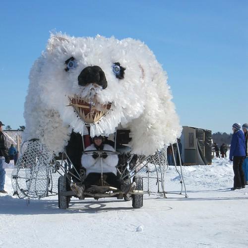 2/16 Polar Bear Bike