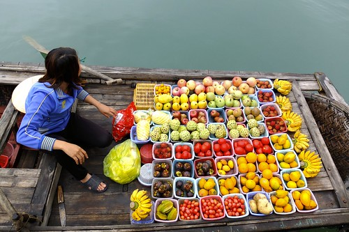 Hạ Long Bay - Fruits