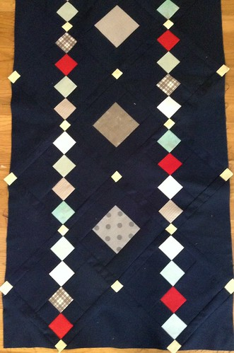 MidMod Baby Quilt