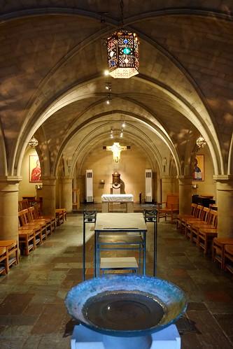 Chapel, Georgetown University