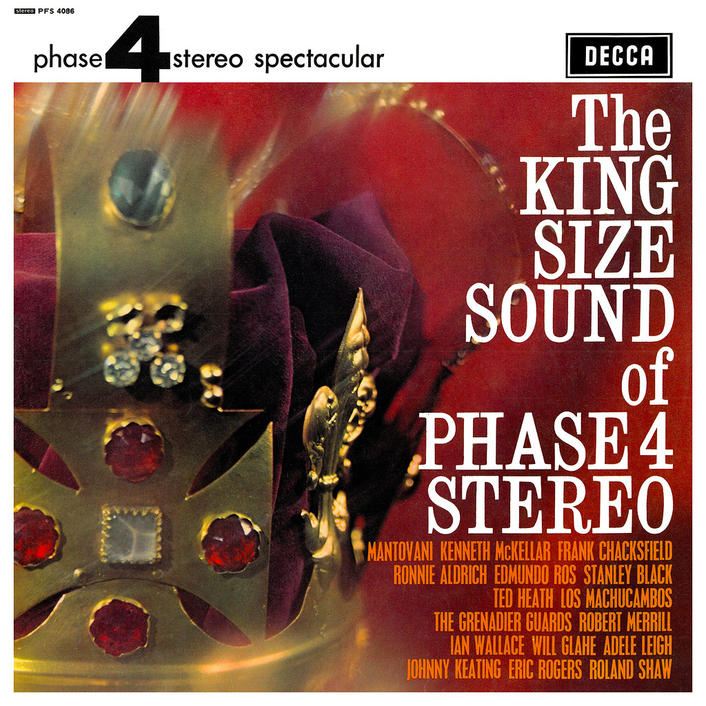 Various - Phase 4 Stereo Demonstration Record