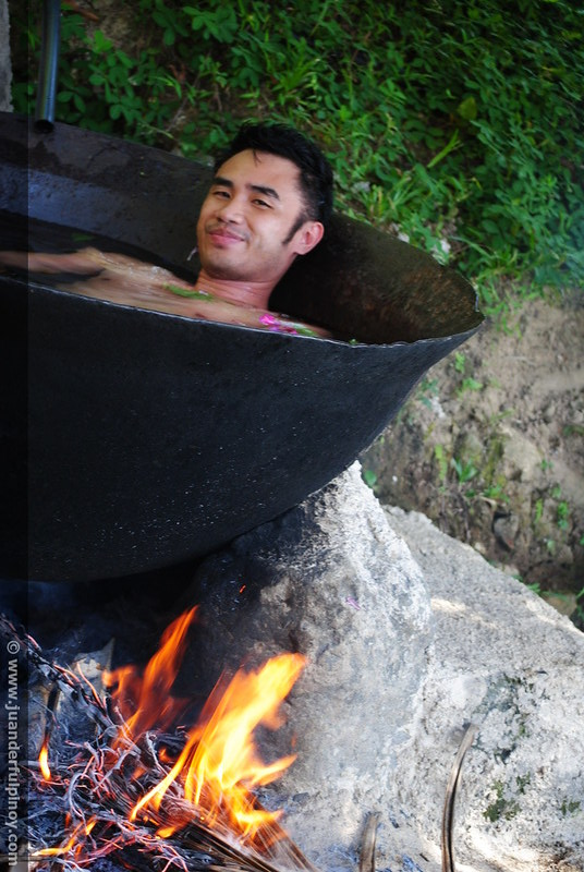 KAWA HOT BATH ANTIQUE PROVINCE