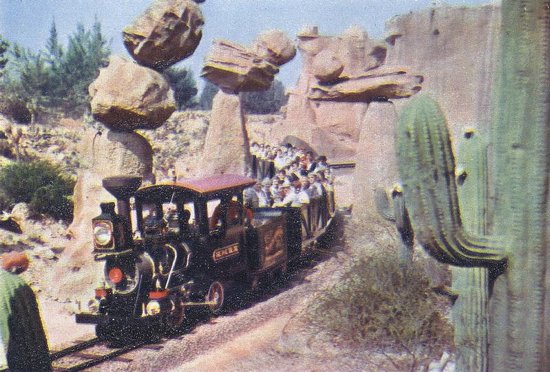 Mine Train Through Nature's Wonderland, 1959
