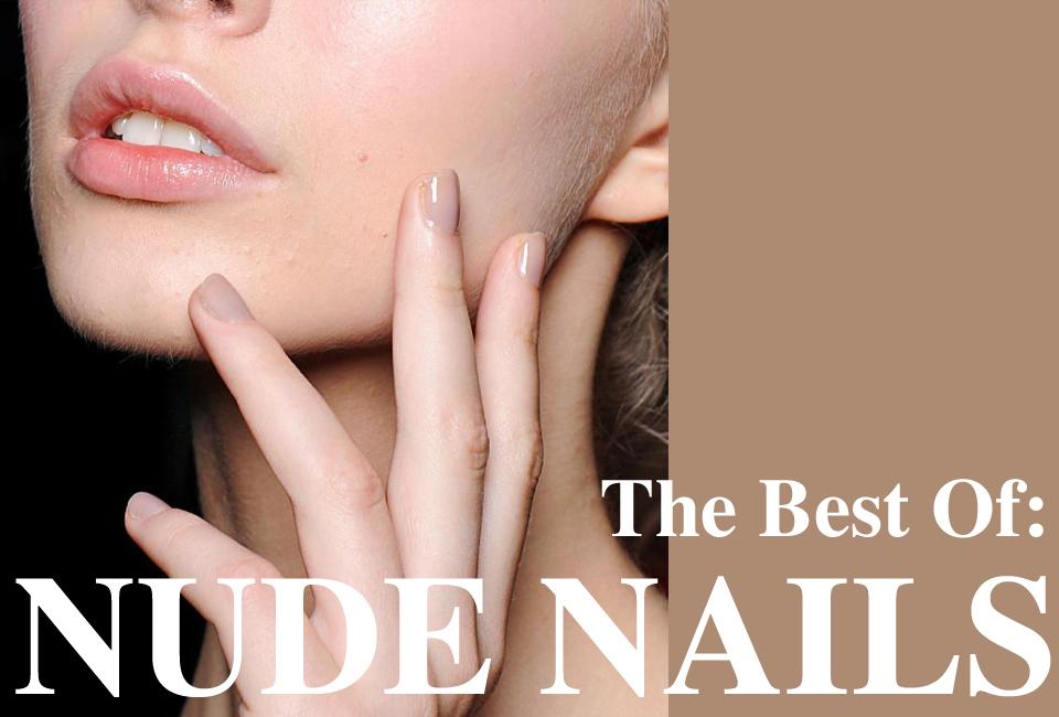 TRENDING: Nude and Natural Nail Varnish   Dress Me Blog Me