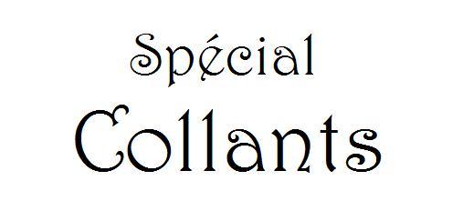 spécial collants